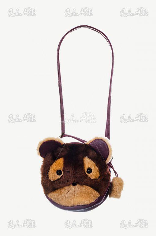 torebka skórzana dla dziecka
