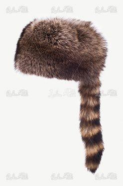 czapka traperka z szopa