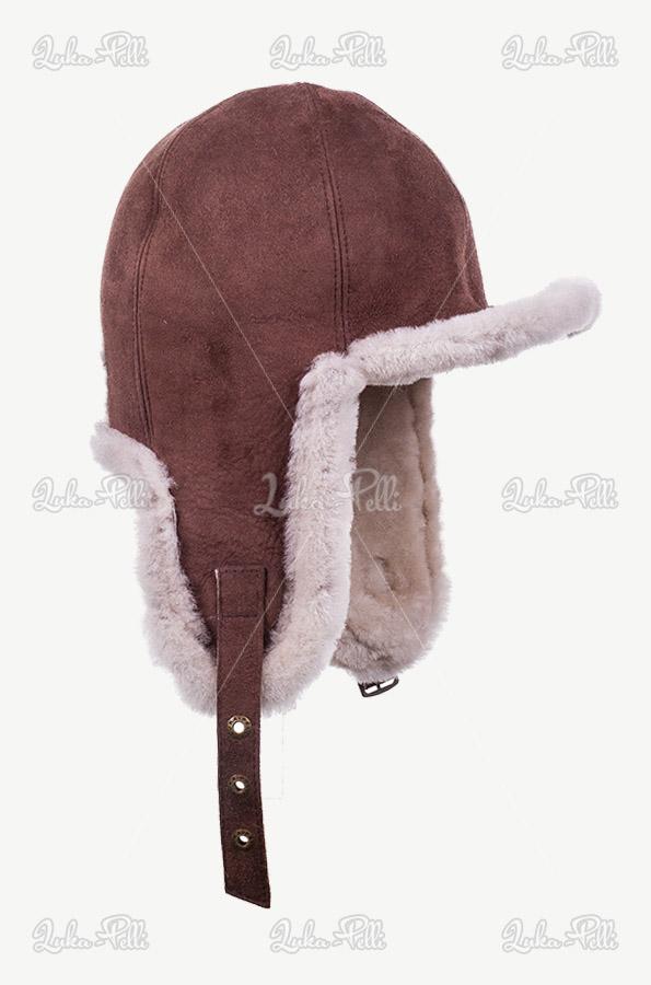 czapka zimowa damska