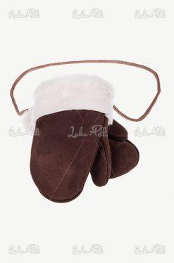 rękawiczki skórzane dziecięce
