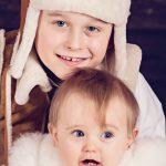 czapka dla dziecka zimowa