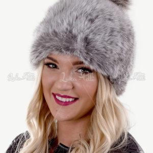 czapka futrzana