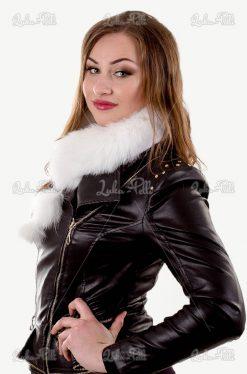 opasko - kołnierz futrzany lis