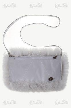 mufko torebka futrzana