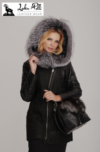 Women's sheepskin coats