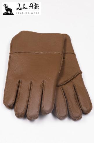 Rękawiczki skórzane PIĘCIOPALCZASTE